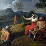 Part 5 National Gallery UK - Louis de Boullogne - Nessus and Dejanira
