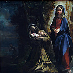 Part 5 National Gallery UK - Ludovico Carracci - The Vision of Saint Francis