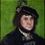 Part 5 National Gallery UK - Lucas Cranach the Elder - Portrait of Johann the Steadfast