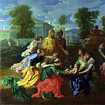 Part 5 National Gallery UK - Nicolas Poussin - The Finding of Moses