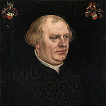 Part 5 National Gallery UK - Lucas Cranach the Elder - Portrait of a Man, probably Johann Feige