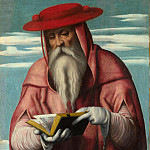 Part 5 National Gallery UK - Moretto da Brescia - Saint Jerome