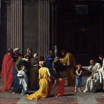 Part 5 National Gallery UK - Nicolas Poussin - Confirmation