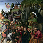 Luca Signorelli – The Adoration of the Shepherds, Part 5 National Gallery UK