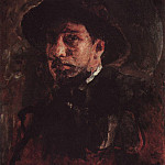 Valentin Serov - Self 1. 1885