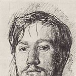 Self 2. 1887, Valentin Serov
