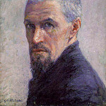 Гюстав Кайботт - Self Portrait - 1892