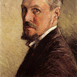 Гюстав Кайботт - Self Portrait - 1888 - 1889