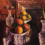 Still Life – 1879, Gustave Caillebotte