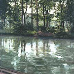 Gustave Caillebotte - LYerres - 1875