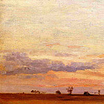 The Briard Plain, Gustave Caillebotte