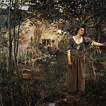 Metropolitan Museum: part 1 - Jules Bastien-Lepage - Joan of Arc