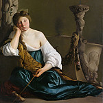 Metropolitan Museum: part 1 - Paulus Bor - The Disillusioned Medea (The Enchantress)