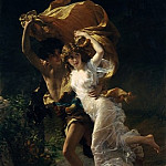 Metropolitan Museum: part 1 - Pierre-Auguste Cot - The Storm