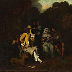 Metropolitan Museum: part 1 - Gerbrand van den Eeckhout - A Musical Party