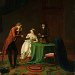 Metropolitan Museum: part 1 - Jan Ekels the Younger - Conversation Piece (The Sense of Smell)