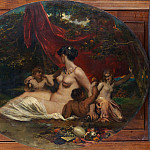 Metropolitan Museum: part 1 - William Etty - Allegory