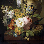 Metropolitan Museum: part 1 - Peter Faes - Flowers by a Stone Vase