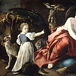 Metropolitan Museum: part 1 - Domenico Guidobono - An Allegory