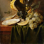Metropolitan Museum: part 1 - Jan Davidsz de Heem - Still Life with a Glass and Oysters