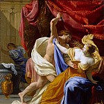 Metropolitan Museum: part 1 - Eustache Le Sueur - The Rape of Tamar