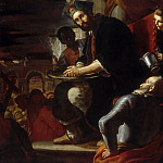 Metropolitan Museum: part 1 - Mattia Preti (Italian, Taverna 1613–1699 Valletta) - Pilate Washing His Hands