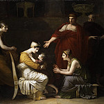 Metropolitan Museum: part 1 - Pierre-Paul Prud'hon - Andromache and Astyanax