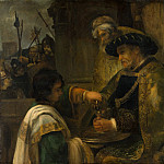 Metropolitan Museum: part 1 - Style of Rembrandt - Pilate Washing His Hands