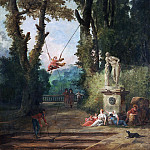 Metropolitan Museum: part 1 - Hubert Robert - The Swing