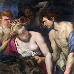 Metropolitan Museum: part 1 - Peter Paul Rubens - Atalanta and Meleager