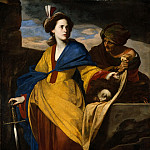 Metropolitan Museum: part 1 - Massimo Stanzione - Judith with the Head of Holofernes