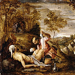 The Good Samaritan, David II Teniers