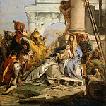 Metropolitan Museum: part 1 - Giovanni Battista Tiepolo - The Adoration of the Magi