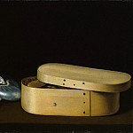 Metropolitan Museum: part 1 - Sebastian Stoskopff - Still Life with a Nautilus, Panther Shell, and Chip-Wood Box
