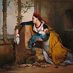 Metropolitan Museum: part 1 - Attributed to Jean-Augustin Franquelin - The Mariner's Wife