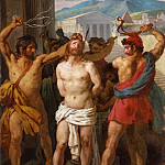 Metropolitan Museum: part 1 - Louis-Vincent-Léon Pallière - Flagellation of Christ