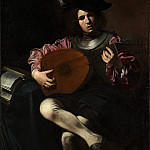 Metropolitan Museum: part 1 - Valentin de Boulogne - The Lute Player