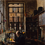 Metropolitan Museum: part 1 - Henry Alexander - In the Laboratory