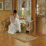 Metropolitan Museum: part 1 - William Merritt Chase - For the Little One