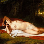 Metropolitan Museum: part 1 - Asher Brown Durand - Ariadne
