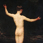 Metropolitan Museum: part 1 - William Morris Hunt - The Bathers