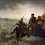 Metropolitan Museum: part 1 - Emanuel Leutze - Washington Crossing the Delaware