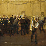 Metropolitan Museum: part 1 - F. Luis Mora - The National Academy Jury of 1907
