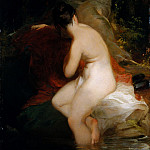Thomas Sully – Musidora, Metropolitan Museum: part 1