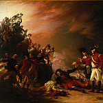 Metropolitan Museum: part 1 - John Trumbull - The Sortie Made by the Garrison of Gibraltar
