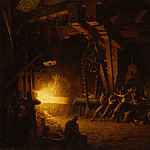 Metropolitan Museum: part 1 - John Ferguson Weir - Forging the Shaft