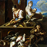 Chipper, Giacomo Francesco. Domestic Scene, part 13 Hermitage