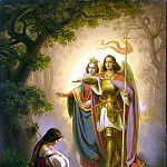 part 13 Hermitage - Shtilke, Herman Anton. The phenomenon of St. Catherine and Michael Jeanne d Arc