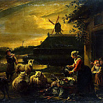 part 13 Hermitage - Herpa, Willem van. Peasant Yard
