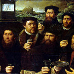 Jacobs, Dirk. Group Portrait Corporation of Amsterdam shooters , part 13 Hermitage